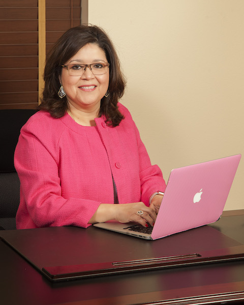 Photo of Blanca Aguilar